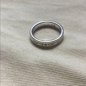 Tiffany 1837® ring